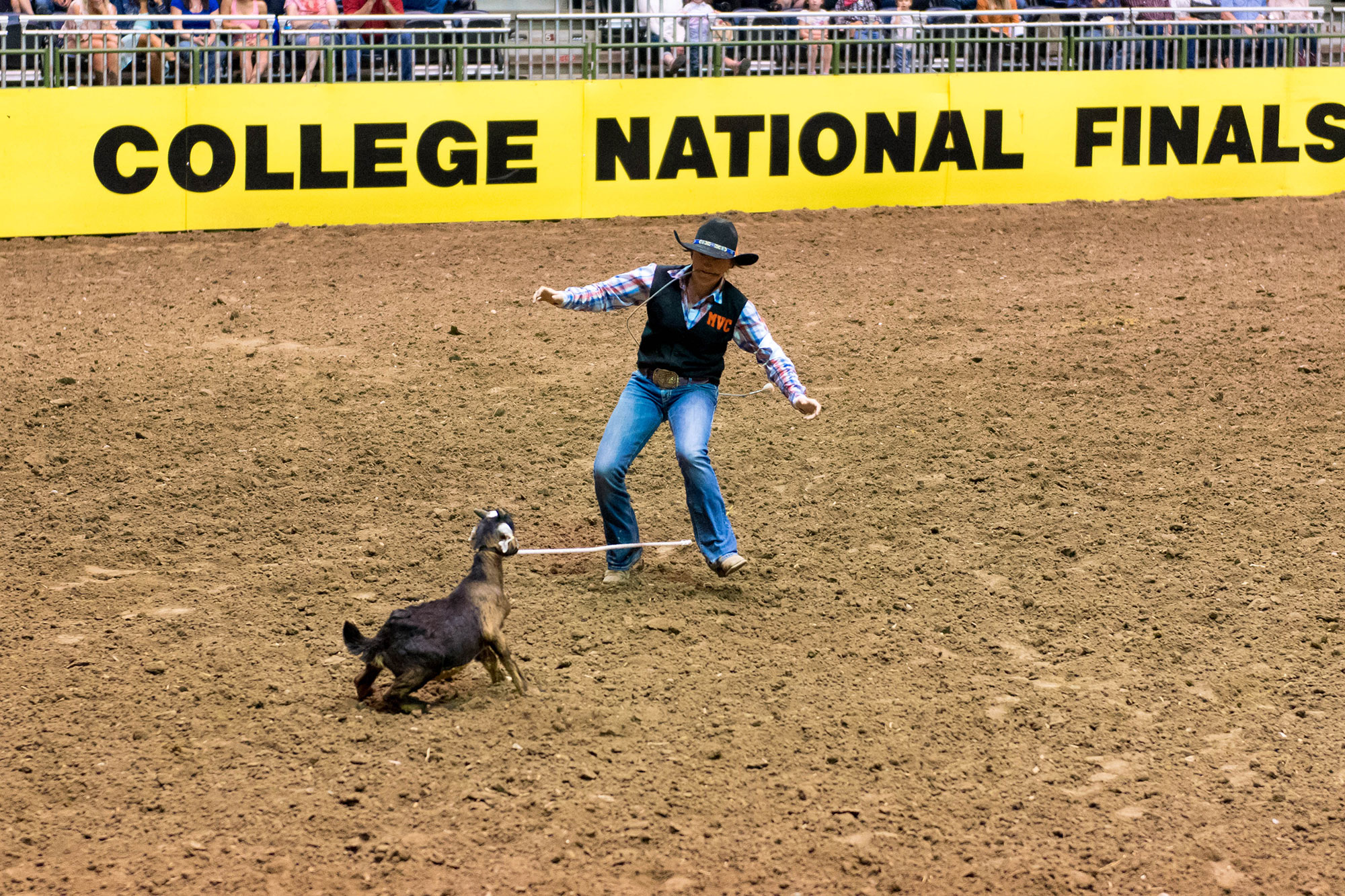 College National Finals Rodeo Casper Wyoming