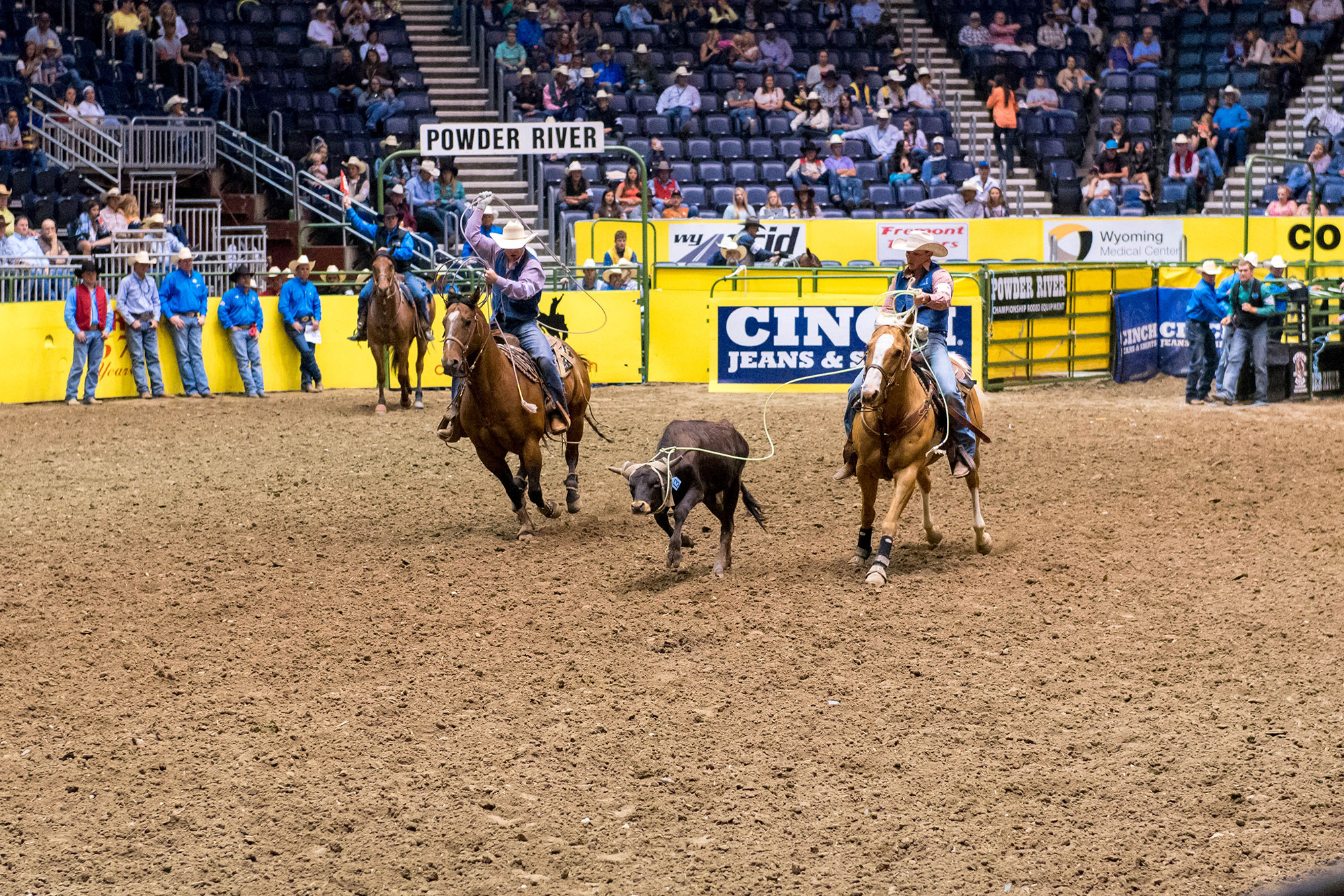 2018 College National Finals Rodeo