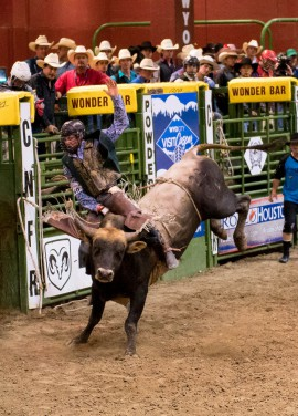 College National Finals Rodeo – Casper Wyoming